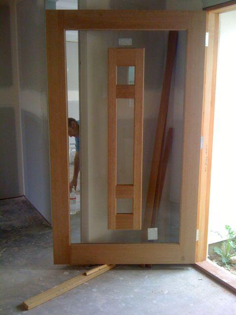 1020mm Front Door...anyone Got One? Photos?